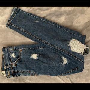 Topshop Jeans - Topshop Moto Jamie jean